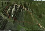 Balzonero-route