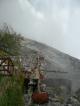 Edifici in rovina della cava Tacca bianca