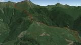 Cornaccio peak itinerary