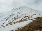 Cusna descent and ascent
