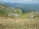 La valle a nord tra Succiso e Casarola