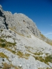 Il versante est del Pizzo delle Saette