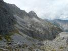 versante est del Pizzo delle Saette
