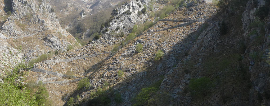 Vandelli Route – 2012