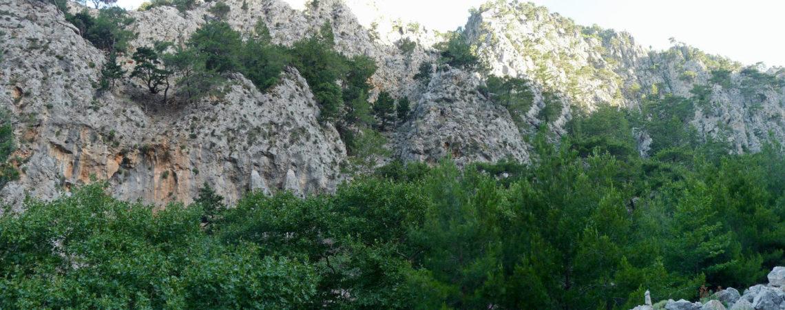 Agia Irini gorge (#1 Crete gorges)