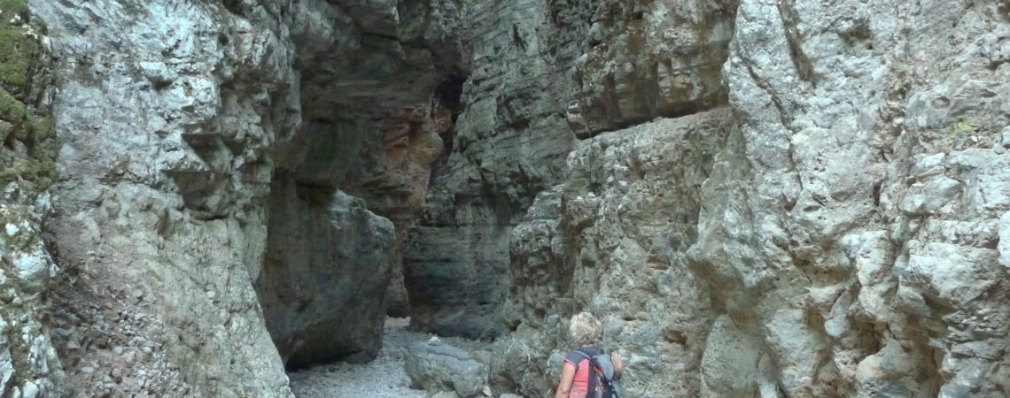Imbros gorge (#2 Crete gorges)