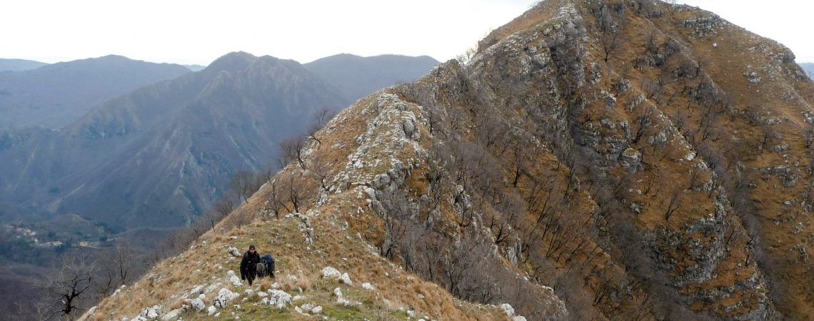 Val di Lima #1 – M. Limano per la cresta sud