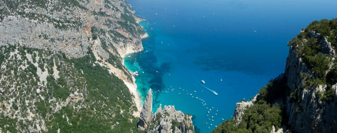 Sardegna – escursioni nel golfo di Orosei