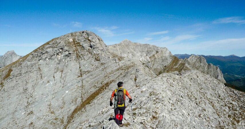 Monte Sella dalla valle di Arnetola
