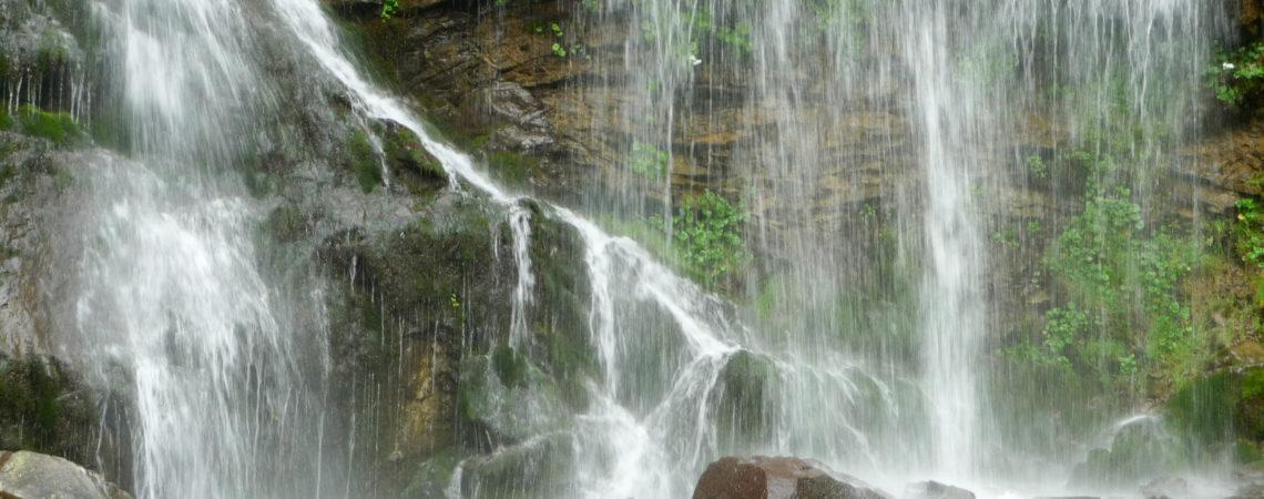 Cascate del Dardagna e Corno alle Scale per i Balzi dell'Ora