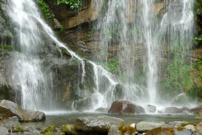Cascate del Dardagna